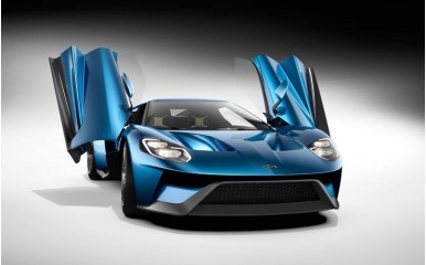 Το νέο Ford GT έρχεται στην Ελλάδα
