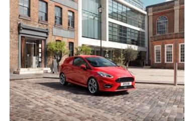 Αποκαλυπτήρια για το νέο Fiesta Van της Ford