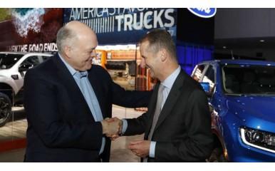 Συμφώνησαν σε όλα VW και Ford